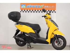 ホンダ/リード125 スペシャルエディション リアボックス アイドリングストップ