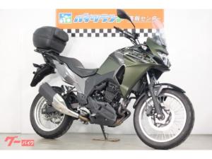カワサキ/VERSYSーX 250 ABS ETC リアボックス