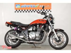 カワサキ/ZEPHYR1100 スライダー 社外サス 社外ハンドル リアフェンダーレス