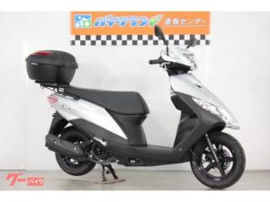 スズキ/アドレス125 グリップヒーター トップケース