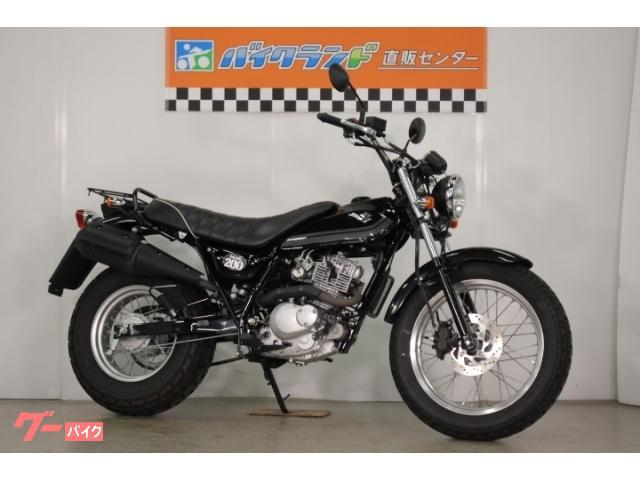 スズキ バンバン200 インジェクションモデル リアキャリアの画像(東京都