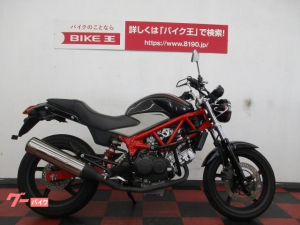 ホンダ/VTR250 2011年モデル