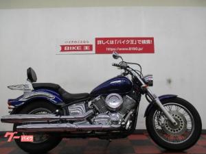 ヤマハ/ドラッグスター1100 2006年モデル バックレスト装備