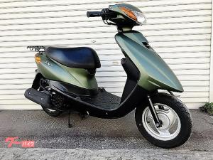 ヤマハ/JOG 4サイクル インジェクション マットダークグレイッシュリーフグリーンメタ