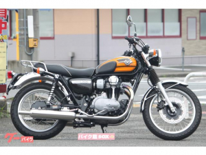カワサキ/W800 ワイバンマフラー