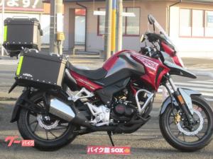 ホンダ/CB190X フルパニア装備
