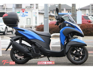 ヤマハ/トリシティ155 ABS リアボックス 2019年モデル