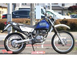 スズキ/ジェベル200 2002年モデル