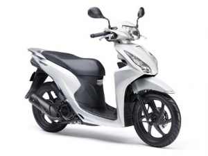 ホンダ/Dio110 最新モデル 国内正規 新車