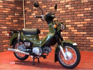 ホンダ/クロスカブ50 国内最新モデル 新車