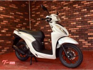 ホンダ/Dio110 2021年 国内正規モデル 新車