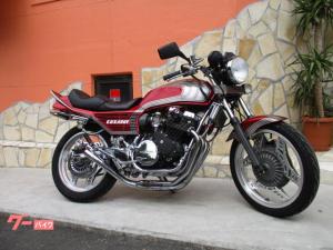 ホンダ/CBX400F 国内物・フルメッキ