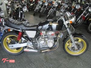 ホンダ/CB400F(398cc) FCRキャブ・トリプルディスク