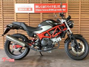 ホンダ/VTR250 レバーカスタム インジェクションモデル