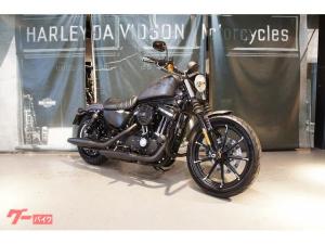HARLEY-DAVIDSON/XL883N アイアン 2016年モデル スカルデザインダービーカバー