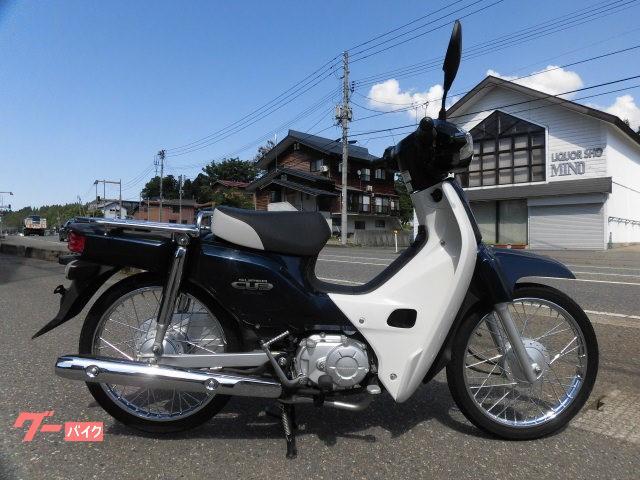 ホンダ スーパーカブ50の画像(新潟県