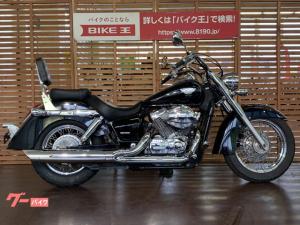 ホンダ/シャドウ750 バックレスト サイドバック