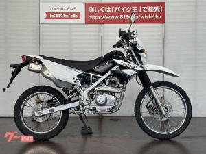 カワサキ/KLX125 グリップヒーター装備 2011年モデル