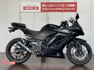 カワサキ/Ninja 250R 2012年モデル 社外サイレンサー