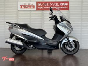 スズキ/バーグマン200 グリップヒーター 2020年式