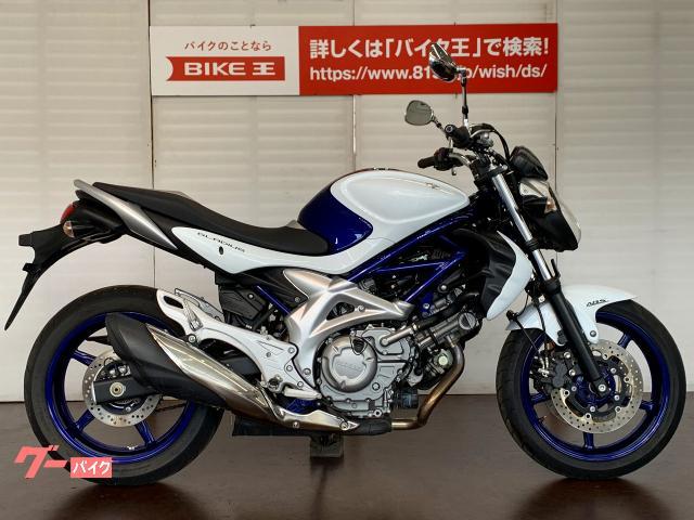 スズキ グラディウス400 ABS フルノーマルの画像(千葉県