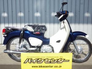 ホンダ/スーパーカブ110 国内最新モデル アーベインデニムブルー
