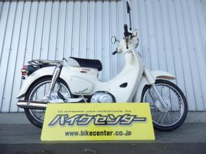 ホンダ/スーパーカブ110 国内最新モデル ホワイト