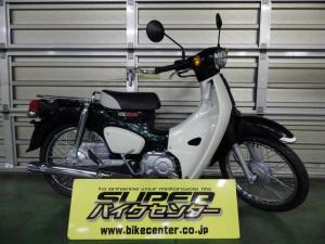 ホンダ/スーパーカブ110 国内最新モデル グリーン