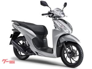 ホンダ/Dio110 国内モデル JK03型 シルバー