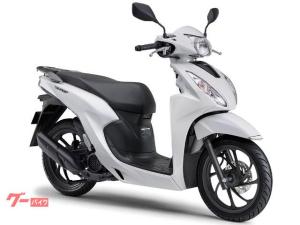 ホンダ/Dio110 国内モデル JK03型 ホワイト