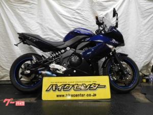 カワサキ/Ninja 400R 2012年モデル ER400B ブルー