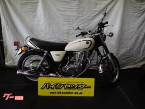 ヤマハ/SR400 2012年モデル RH03J ETC ノーマルマフラー ホワイト