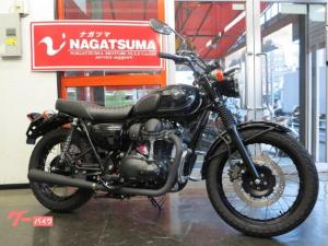 カワサキ/W800 ブラックエディション ノジマフルエキ ETC