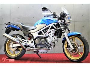 ホンダ/VTR250FI インジェクションモデル モリワキマフラー