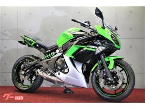 カワサキ/Ninja 400 ABS 2015年モデル キャンディライムグリーン ノーマル