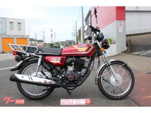 ホンダ/CG125Fi インジェクション 国内未発売モデル