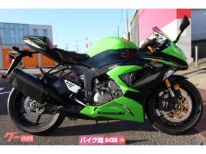 カワサキ/Ninja ZX-6R 2013年式 ノーマル車