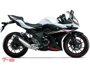 スズキ/GSX250R 国内M0モデル ホワイトブラック