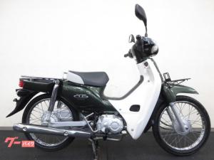 ホンダ/スーパーカブ50 インジェクションモデル