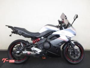 カワサキ/Ninja 400R ETC マフラー LEDヘッドライト