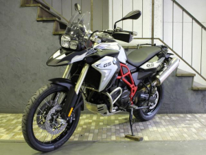 BMW/F800GS Trophy ASC限定車