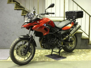 BMW/F700GS ETC ABS トップケース