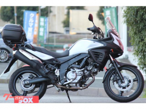 スズキ/V-ストローム650 EU仕様 ABSモデル