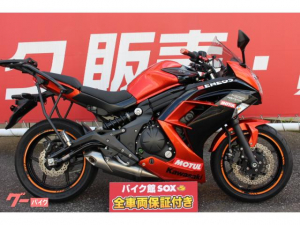 カワサキ/Ninja 400 リアキャリア