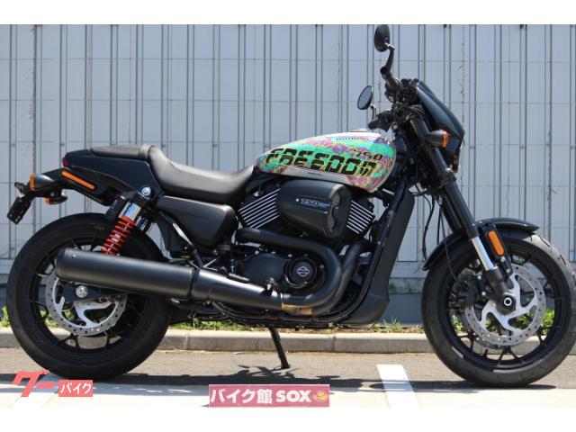 HARLEY-DAVIDSON XG750A ストリートロッド 10台限定フリーダムエディション 1オーナーの画像(千葉県