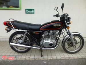 スズキ/GS400E 国内物 ツーオーナー
