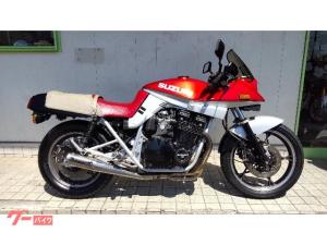 スズキ/GSX1100S KATANA ヨシムラマフラー