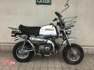 ホンダ/ゴリラ Z50J メッキ リミテッド 6V仕様