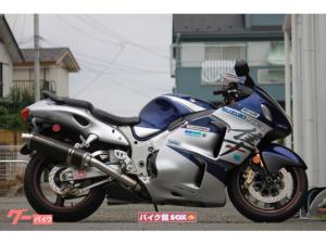スズキ/GSX1300Rハヤブサ ヨシムラマフラー装備