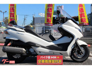 ホンダ/フォルツァ・Z 2011年モデル バックレスト・ロングスクリーン装備